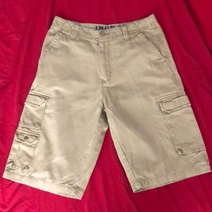 Other - Tan Cargo shorts